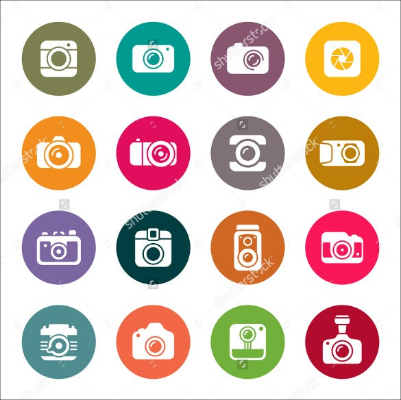 creative camera icons download