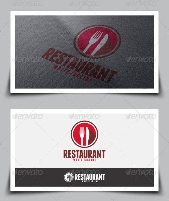 fork restaurant logo download