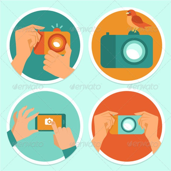 amazing camera icons download