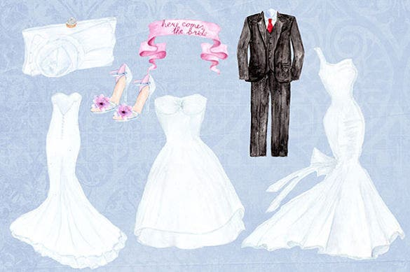 free wedding dress patterns download - Gecce.tackletarts.co