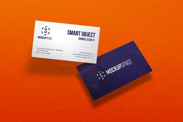 elegant jpg business card download