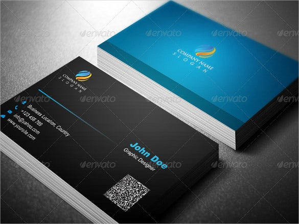 Cheap business cards 25 free psd ai vector eps format download multipurpose business card template design psd download colourmoves