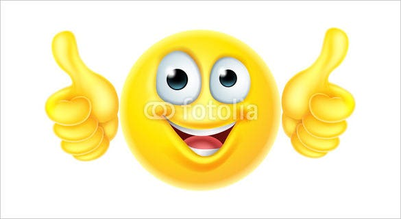 download thumbs up emoticon emoji