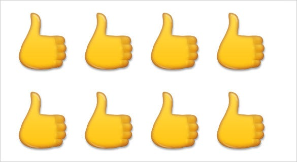 thumbs up sign on lg g5 emoji download