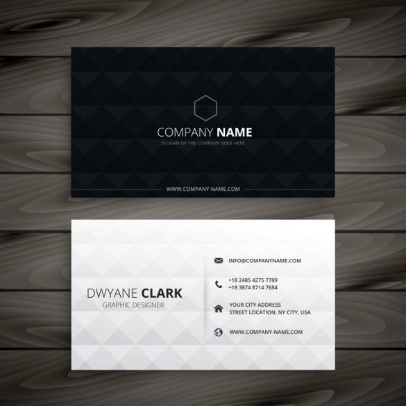 Cheap business cards 25 free psd ai vector eps format download simple black and white diamond business card free vector download reheart
