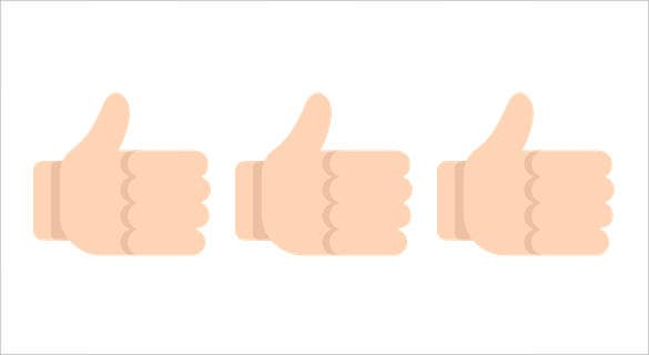 thumbs up sign emoji for mozilla firefox os