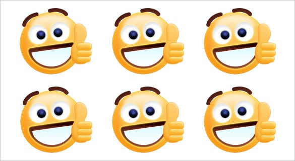 free thumbs up emoji sticker apk file download