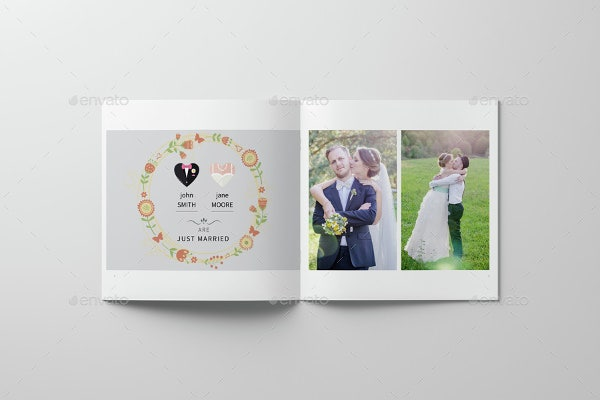 professional wedding album download