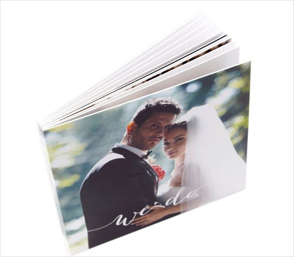 printable wedding album template