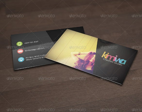 cool business cards � 23 free psd ai vector eps format