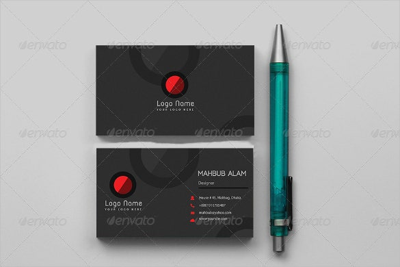 brand cool business card download