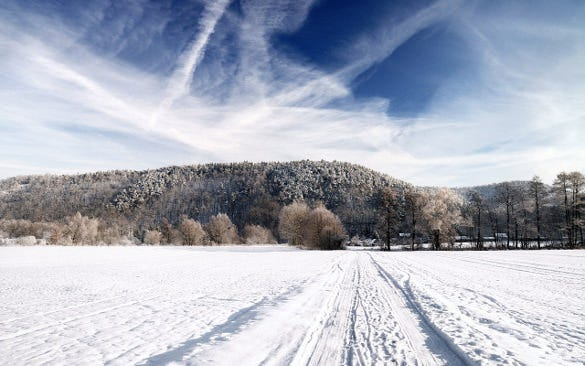 white snow winter wallpaper download