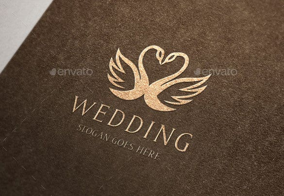 wedding logo design for download