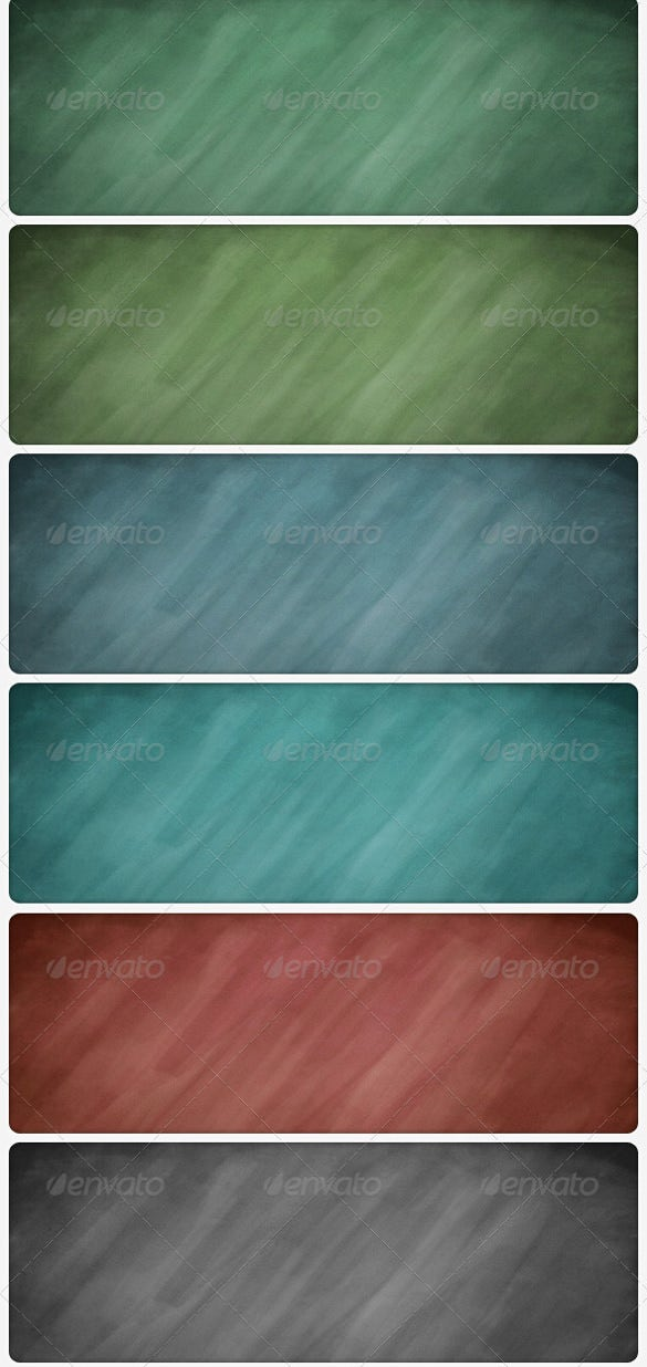 multi colored chalkboard background