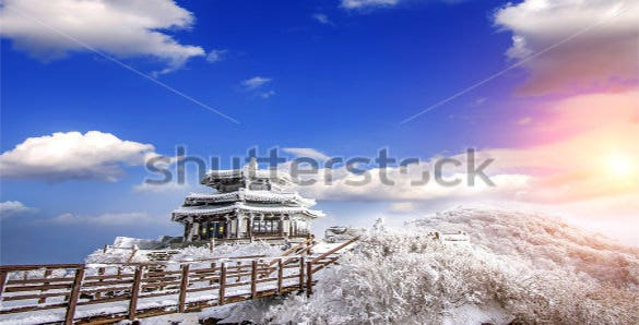 mountainhouse winter wallpaper download