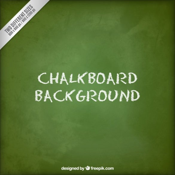 free chalkboard background for download
