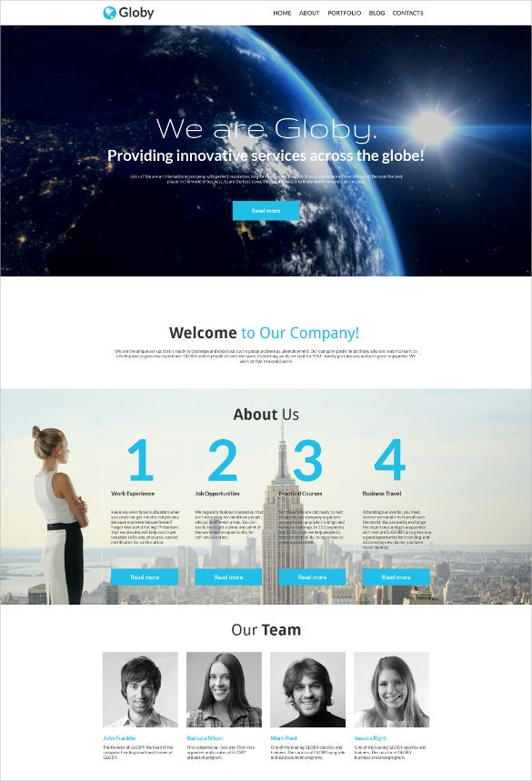 light cms templates - 20 business website templates themes free premium