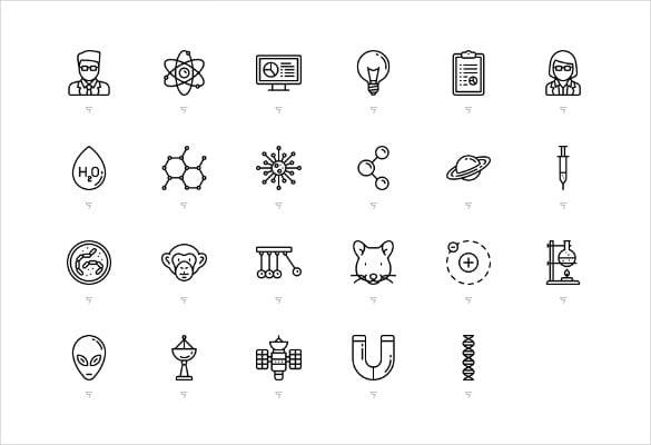dark free icons set download