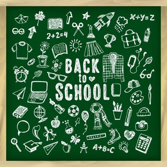dark green chalkboard background for download