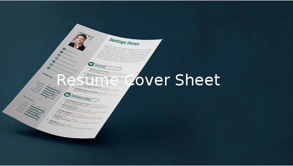 resume cover sheet1