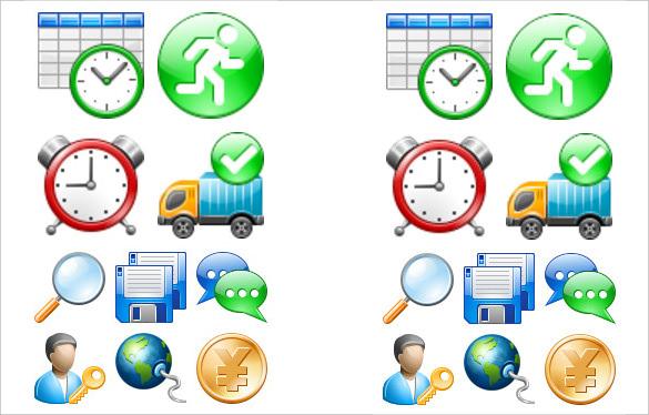 simple icons bundle