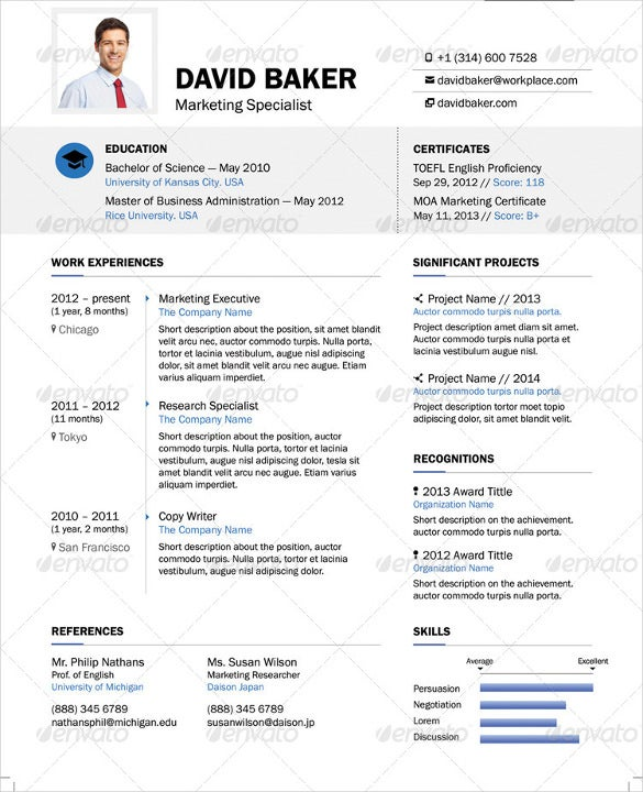 12 resume cover sheet templates free sample example format