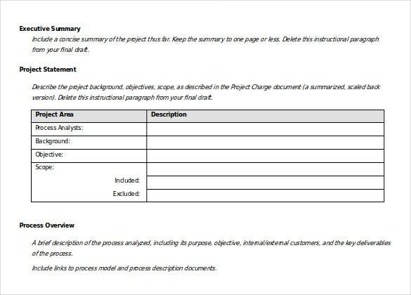13 Microsoft Word 2010 Report Templates Free Download – Microsoft Word Report Templates Free Download