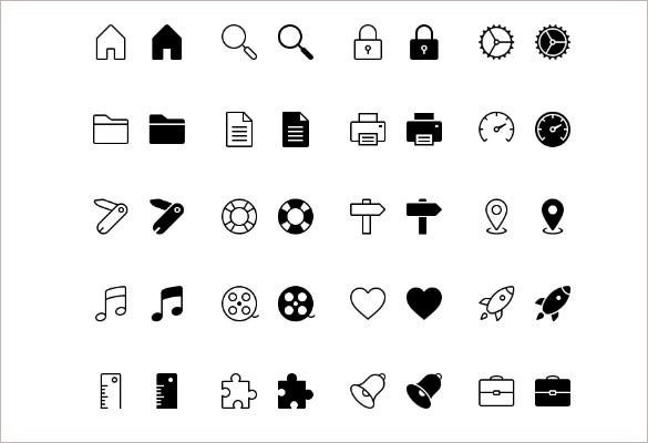 popular icons bundle download1