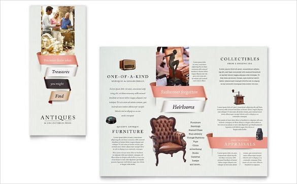 15+ Word Tri Fold Brochure Templates Free Download | Free