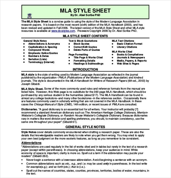 modern language assosciation style cover sheet download1