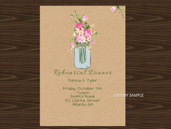 blank invitation editable in word template