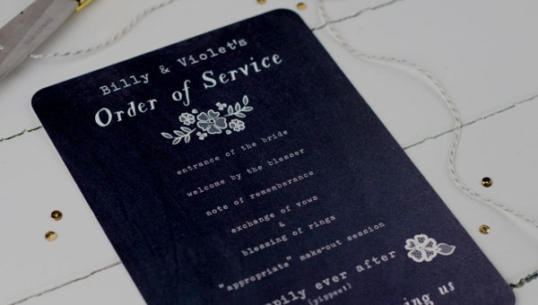 orderofservicetemplate