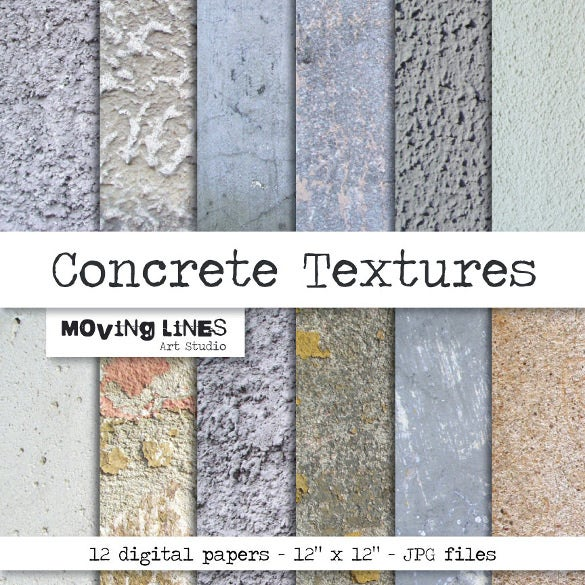 multiple colored concrete texture for download