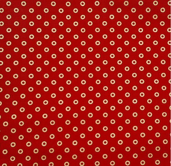 small white circles on a red background free download