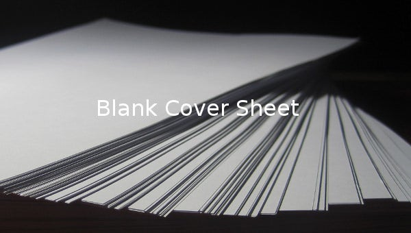 blank cover sheet1