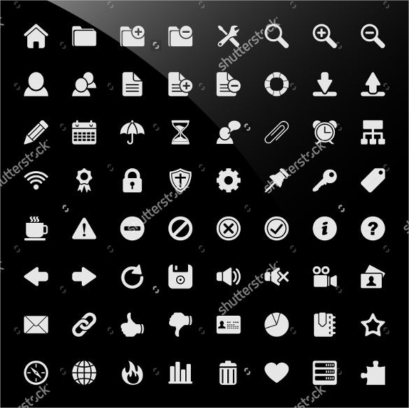 management system web icons download