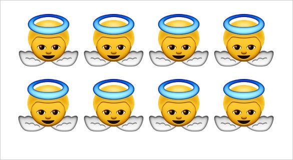 baby angel emoji for iphone free download