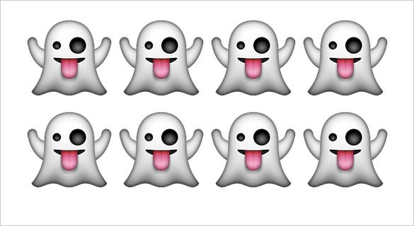 ghost emoji for apple iphone download