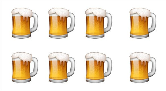 download beer stein emoji for iphone