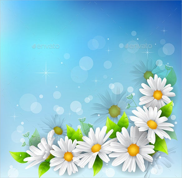 attactive flower background download