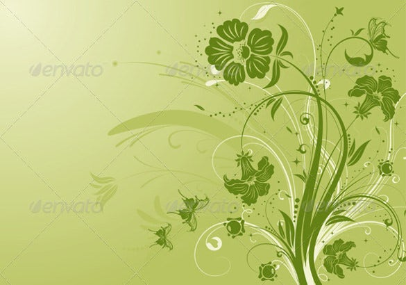 specially designed flower background for download