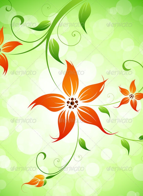 light and soft colored flower background for download