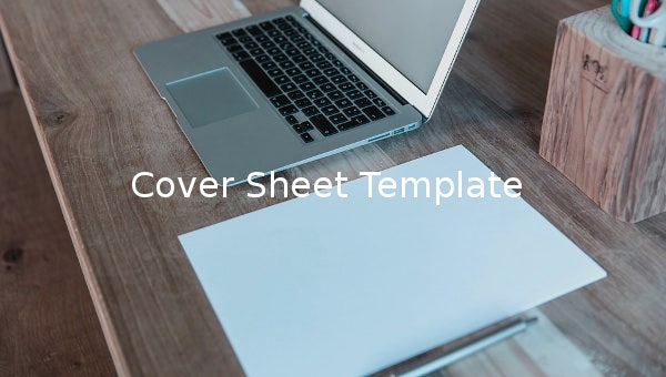 cover sheet template1