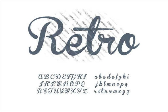 retro baseball font download