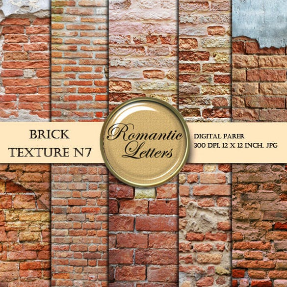 stunning brick wall texture download