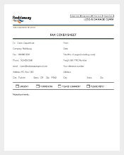 Sample Reddaway Fax Cover Sheet1