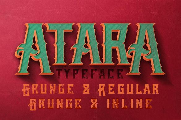 creative grunge rtetro font otf download