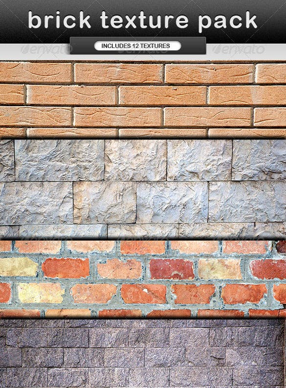 12 beautiul brick texture pack download