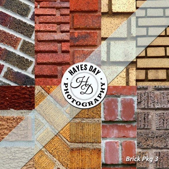 simple brick texture design download