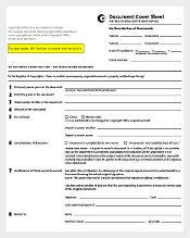 Example Document Privacy Act Cover Sheet1